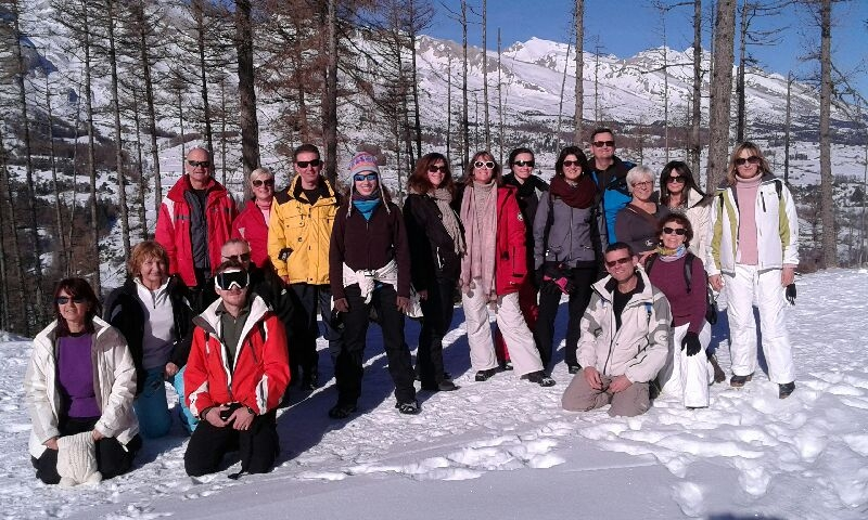 Week-End Ski & Salsa 2017 – 6ème Édition