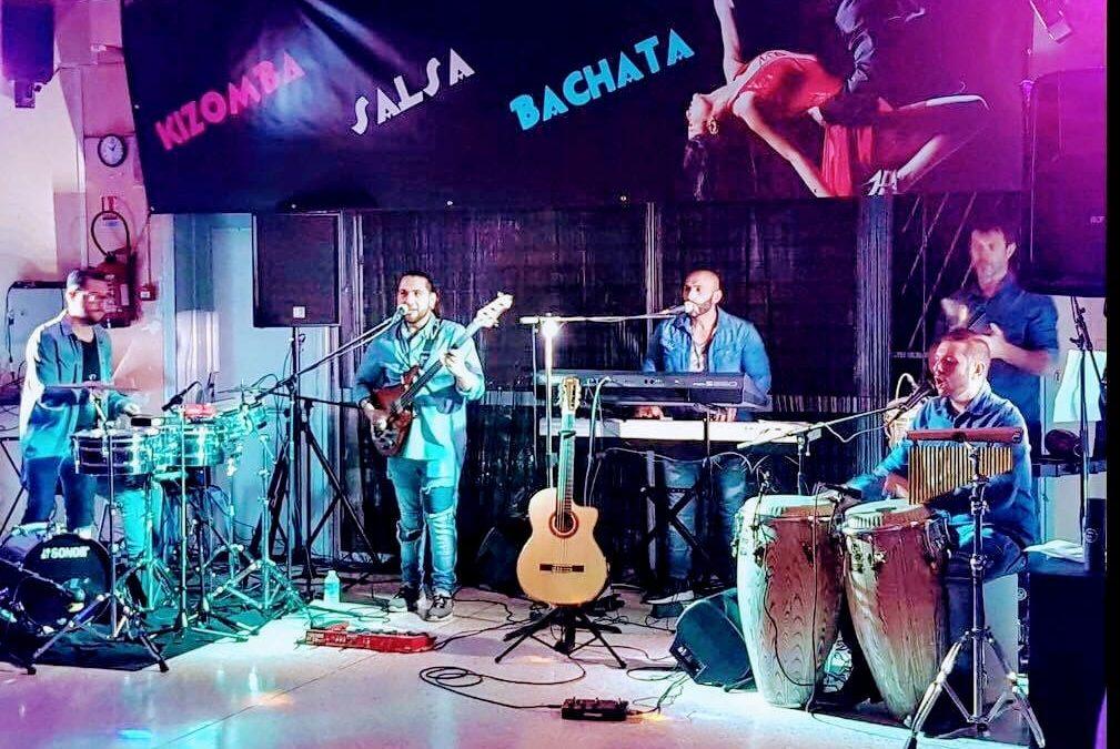 Grosse Soirée Salsa Concert & Stage De Bachata By JC – Samedi, le 1er Septembre 2018