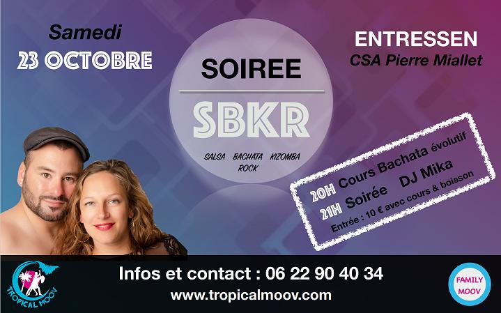 23 Octobre 2021-Soirée SBKR By FAMILY MOOV